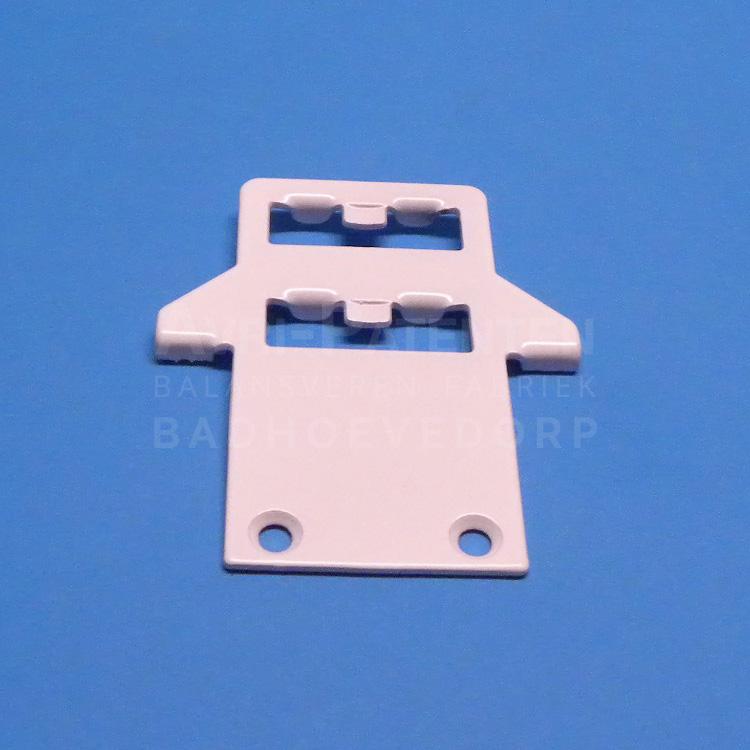 Slotplaat Dubbel - AVR437
